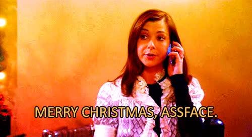 christmas, happy christmas, happy holidays, holiday, merry christmas, xmas, Merry Christmas, Assface GIFs
