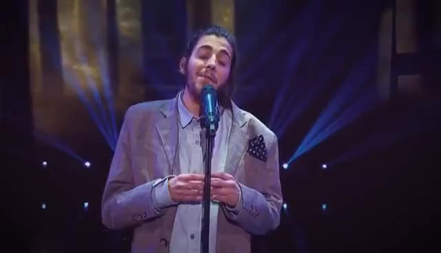 Watch and share Salvador Sobral - Amar Pelos Dois (Portugal) Eurovision 2017 - Official Music Video GIFs on Gfycat