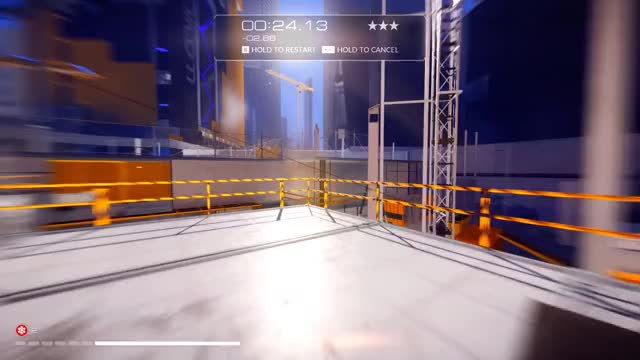 Watch and share Mirrorsedge GIFs and Gaming GIFs by Dune Jumper on Gfycat