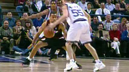 Watch Jason Williams — Sacramento Kings GIF by Off-Hand (@off-hand) on Gfycat. Discover more date unknown GIFs on Gfycat