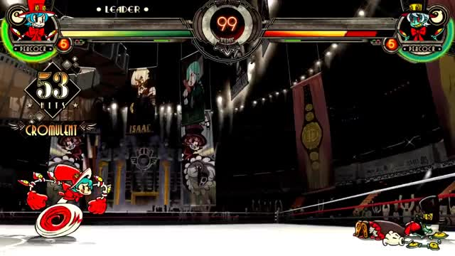 Watch Skullgirls 2nd Encore - All Blockbuster Moves GIF on Gfycat. Discover more Skullgirls (Video Game) GIFs on Gfycat
