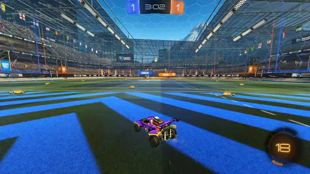 Watch and share Rocket League 2019.02.20 - 12.57.36.04 GIFs on Gfycat