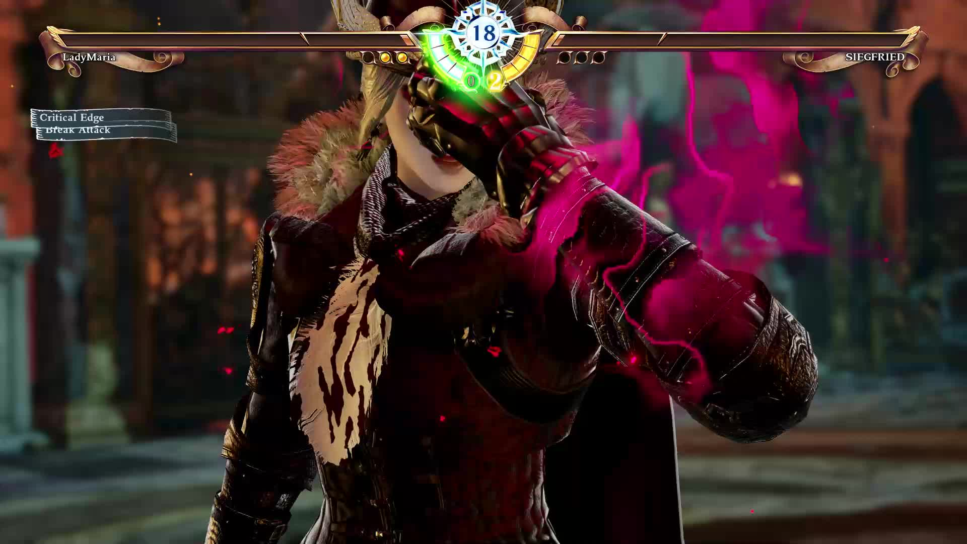 Bloodborne, Maria, SoulCaliburVI, A corpse should be left well enough alone GIFs