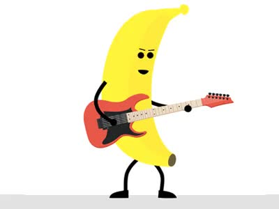Watch and share Banana Dance Gif Animation GIFs on Gfycat