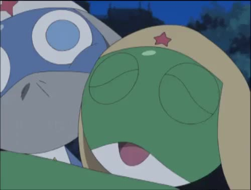 Watch and share Keroro Gunso GIFs and Sgt Keroro GIFs on Gfycat