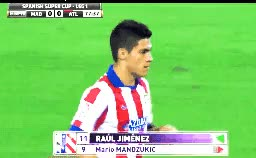 Watch and share Atletico De Madrid GIFs and Mario Mandzukic GIFs on Gfycat