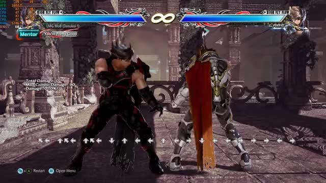 Watch and share Tekken7 GIFs and Tekken GIFs by MoB on Gfycat
