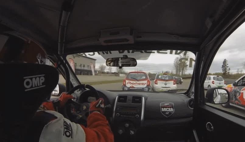 #dashcamgifs #dashcam #funny #wtf #carcrash, Hatch back scramble GIFs