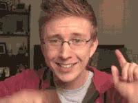 Watch and share Tyler Oakley GIFs on Gfycat