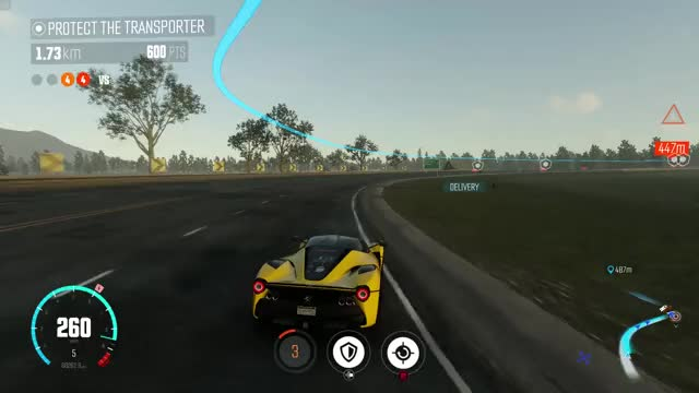 Watch [The Crew] Yep, this is The Crew alright. GIF by @mekrani on Gfycat. Discover more GamePhysics GIFs on Gfycat