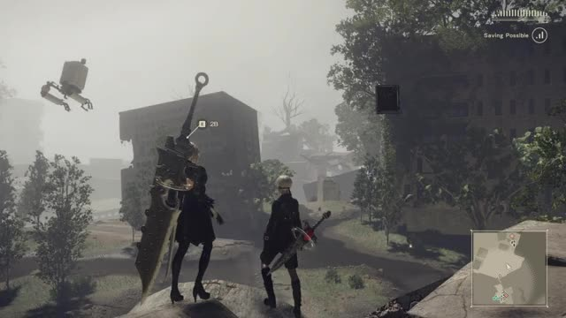 Watch NieR Automata GIF by Thahseen Ali (@thahseenali) on Gfycat. Discover more NieR, PC GIFs on Gfycat