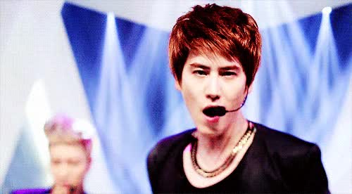 Watch 1k perf kyuhyun gif4 gif:sj GIF on Gfycat. Discover more related GIFs on Gfycat
