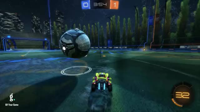 Watch Goal 2: jme GIF by Gif Your Game (@gifyourgame) on Gfycat. Discover more Gif Your Game, GifYourGame, Rocket League, RocketLeague, jme GIFs on Gfycat