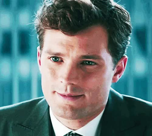 Watch and share Grinin Elli Tonu GIFs and Christian Grey GIFs on Gfycat
