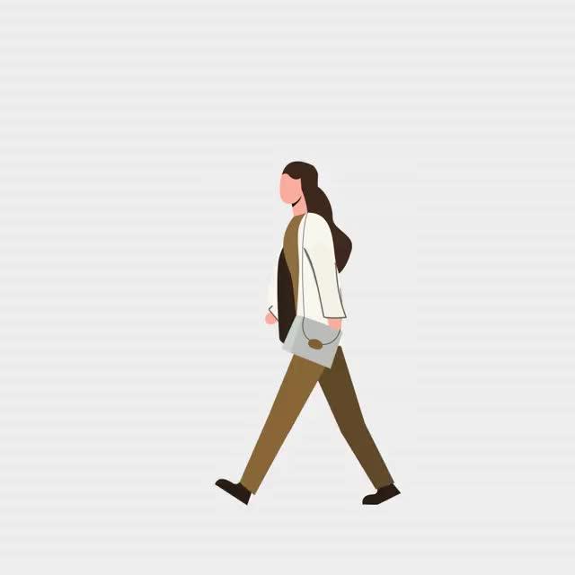 Watch and share Walk Cycle Animation GIFs by Brian Zakravsky on Gfycat