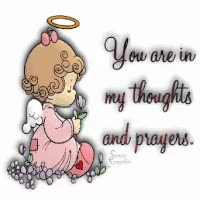 Watch and share Precious Moments Thoughts And Prayers GIFs on Gfycat