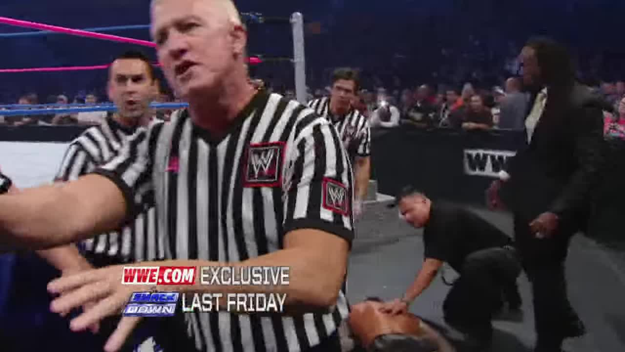Alberto Del Rio, Booker T, Randy Orton, Raw, Ricardo Rodriguez, Smackdown, Satisfying GIFs