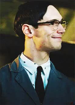 Watch and share Gotham Imagine GIFs and Edward Nygma GIFs on Gfycat