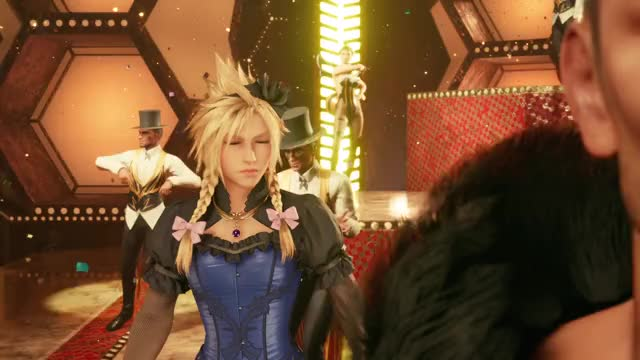 Watch and share Honeybee Inn GIFs and Ff7r GIFs by Square Enix on Gfycat