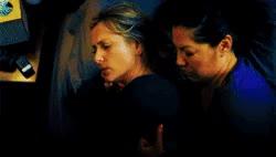 Watch and share Arizona Robbins GIFs and Calliope Torres GIFs on Gfycat