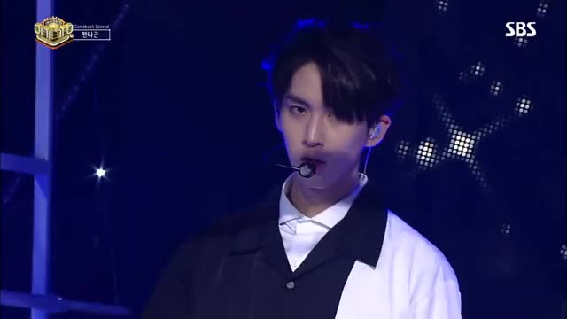 Watch 《Comeback Special》 PENTAGON(펜타곤) - RUNAWAY @인기가요 Inkigayo 20171126 GIF on Gfycat. Discover more related GIFs on Gfycat