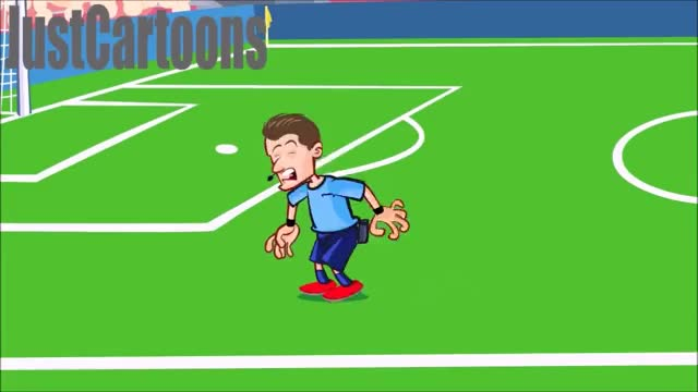 Watch 🏆Brazil v Mexico  ⚽ World Cup highlights 🏆 GIF on Gfycat. Discover more 442oons, Football, animation, comedy, justcartoons, parody, sport GIFs on Gfycat