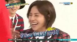 Watch and share Much Strong GIFs and Weekly Idol GIFs on Gfycat