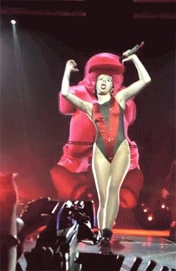 mileycyrus, Miley, Miley, come swing that thang right by me (reddit) GIFs