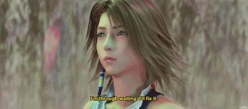 FFX 2 Final Fantasy X Shuyin