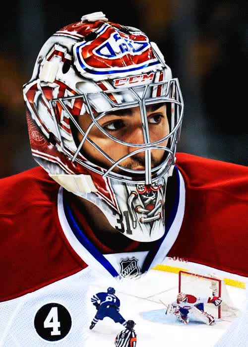 Watch and share Montreal Canadiens GIFs and Hockey Goalies GIFs on Gfycat