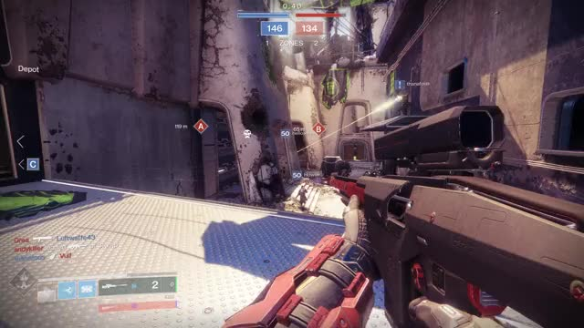 Watch and share Please Be Careful GIFs and Destiny 2 GIFs by Cubetwok on Gfycat