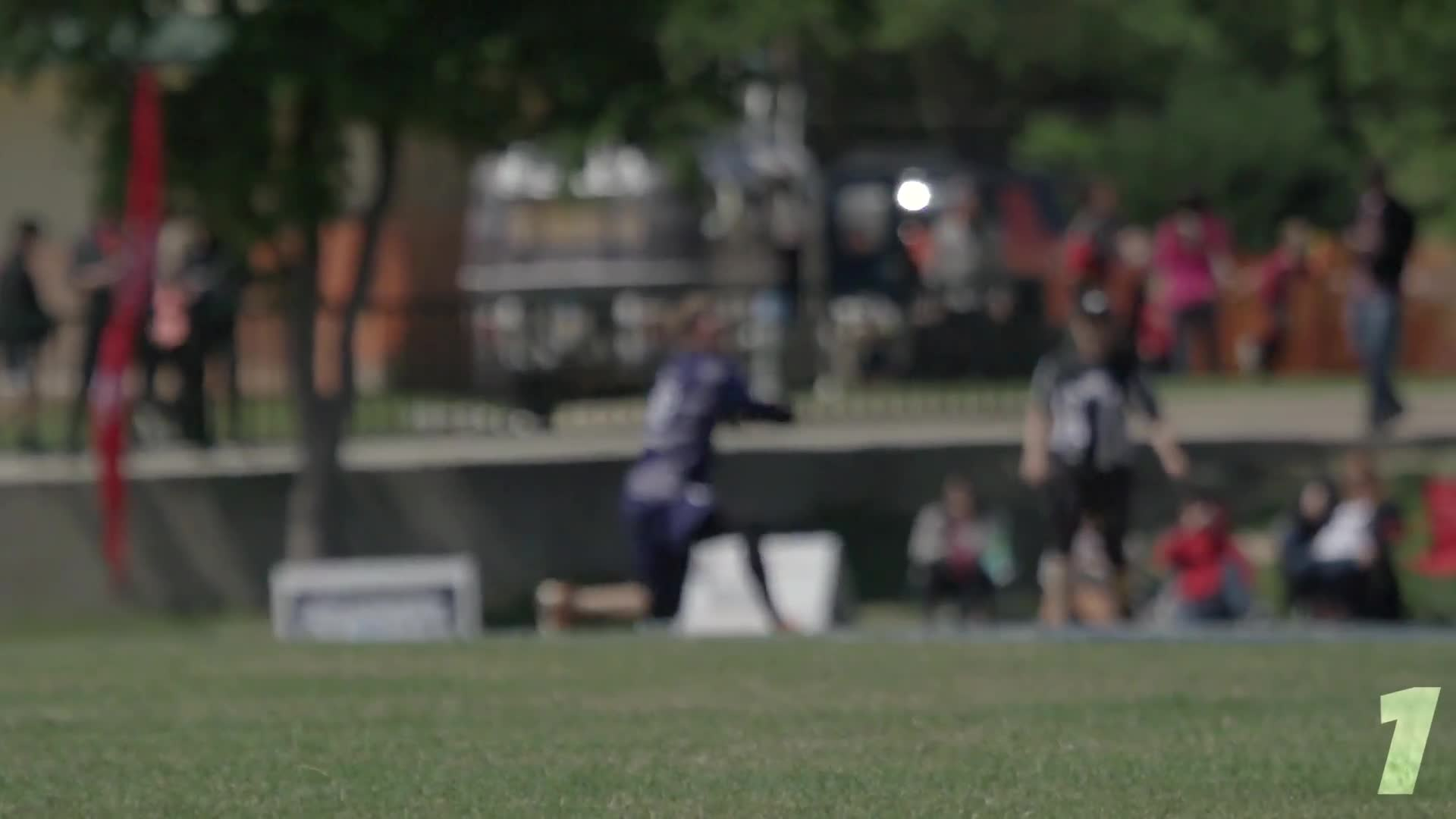 american ultimate disc league, audl, ultimate, ultimate frisbee, Carson Wilder Layout Goal — Week 3 GIFs