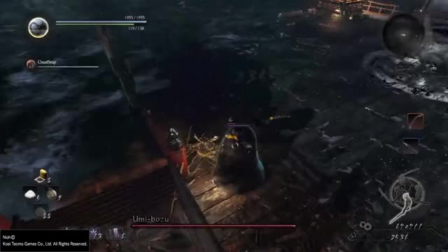 Watch and share Nioh GIFs on Gfycat