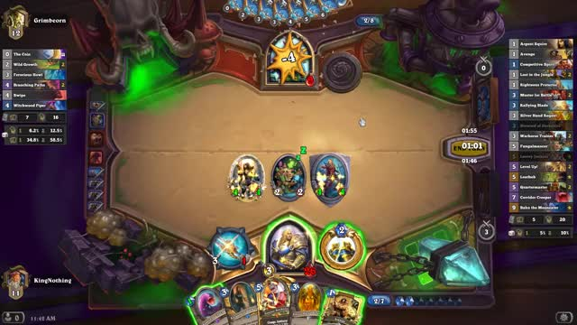 Watch Old Leeroy GIF by KingNothing2000 (@kingnothing2000) on Gfycat. Discover more Gaming, hearthstone, kingnothing2000 GIFs on Gfycat