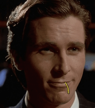 Christian Bale, nostupidquestions, Christian Bale with spaghetti GIFs