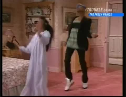 fresh prince of bel air, will smith, Will Smith Dancing GIFs