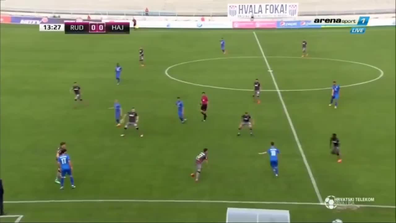 Zeus, mali, ● Rudeš 2-1 Hajduk ● Svi golovi  & Najbolje  šanse ● HNL 33. Kolo 6/5/2018 GIFs
