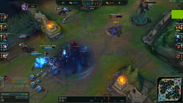 Watch Anivia 3v1 GIF on Gfycat. Discover more leagueoflegends GIFs on Gfycat