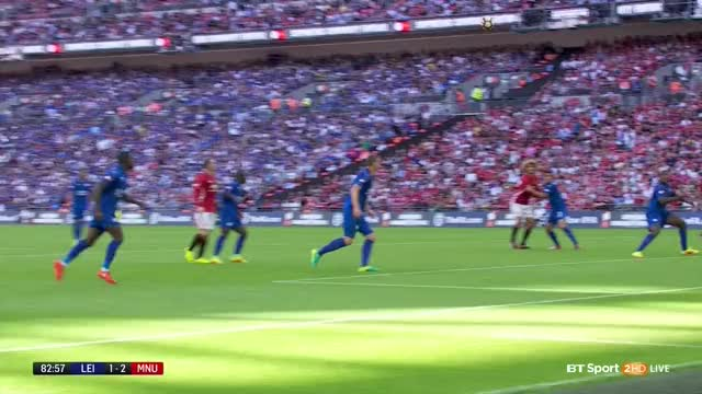 Watch and share 02 Ibrahimovic (3) (Community Shield) GIFs by mu_2016_17 on Gfycat