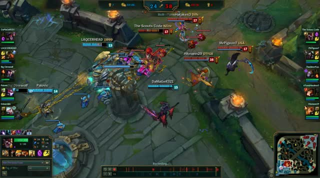 Watch and share Missfortune GIFs and Nautilus GIFs on Gfycat