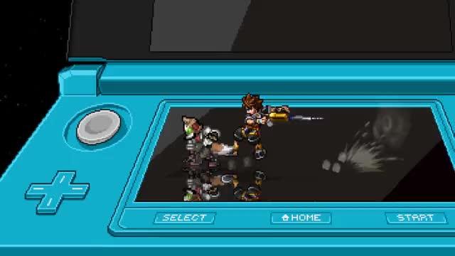 Watch and share Super Smash Flash 2 GIFs and Kingdom Hearts GIFs on Gfycat