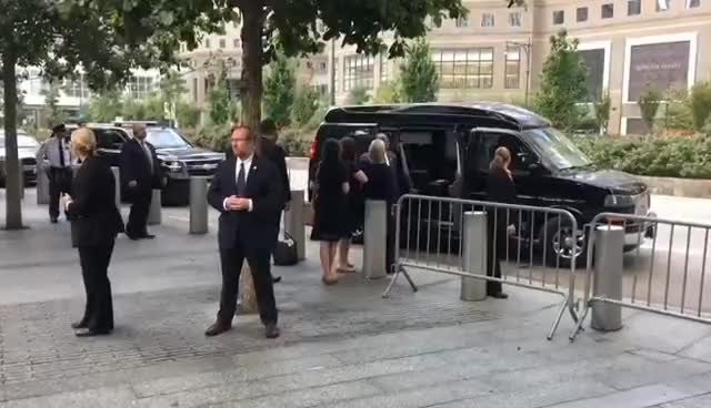 Watch Hillary passes out and gets chucked into her van like a side of beef! GIF on Gfycat. Discover more related GIFs on Gfycat