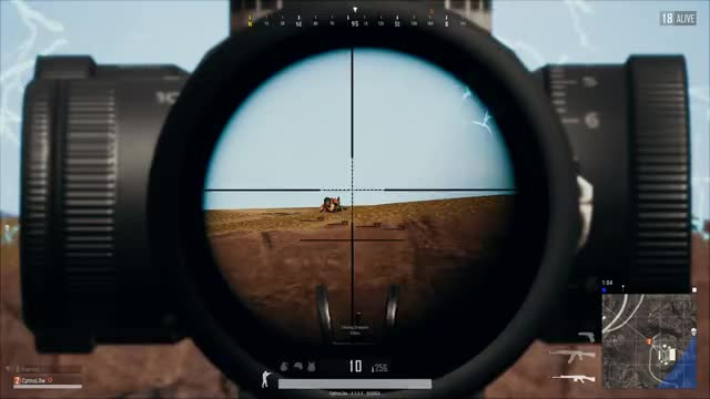 Watch and share Vlc-record-2018-06-25-19h52m33s-PLAYERUNKNOWN GIFs on Gfycat