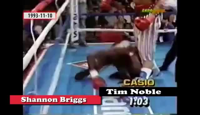 Watch SHANNON BRIGGS ✰ KNOCKOUTS HD GIF on Gfycat. Discover more related GIFs on Gfycat