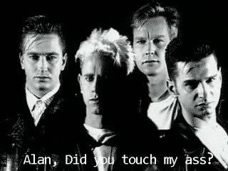 Watch and share Depeche Mode GIFs on Gfycat