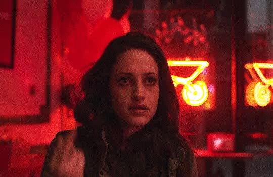 Watch and share Carly Chaikin GIFs by Impresaria on Gfycat