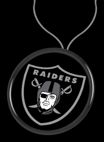 Watch and share Oakland Raiders Badge GIFs on Gfycat