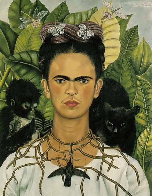 Watch and share Frida Eye Roll GIFs on Gfycat