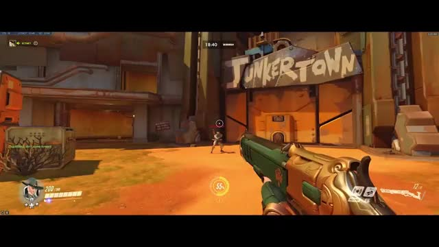 Watch Tennis GIF on Gfycat. Discover more Overwatch, highlight GIFs on Gfycat