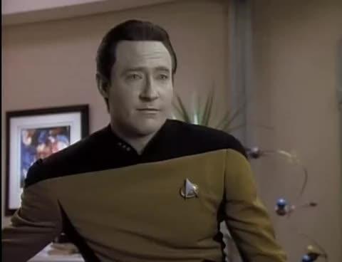 Star Trek TNG EDIT 27 Datas Date